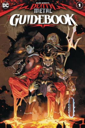 Dark Nights: Death Metal - Guidebook #1