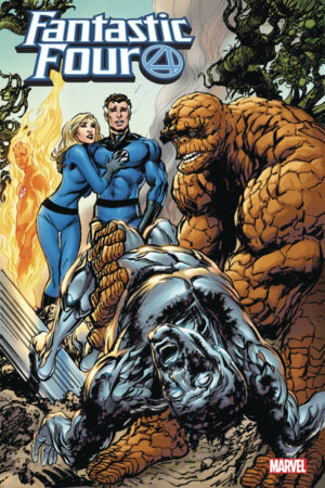 Fantastic Four: Antithesis #1