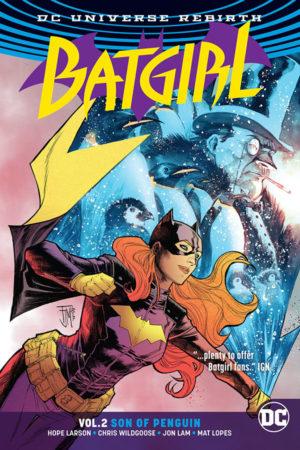 Batgirl Vol.02: Son of Penguin