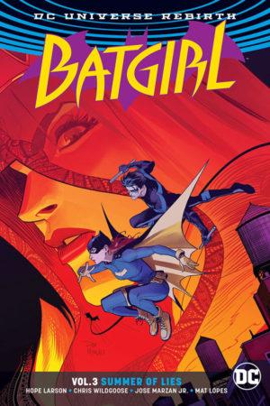 Batgirl Vol.03: Summer of Lies