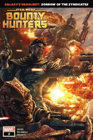 Star Wars: Bounty Hunters (2020-) #2