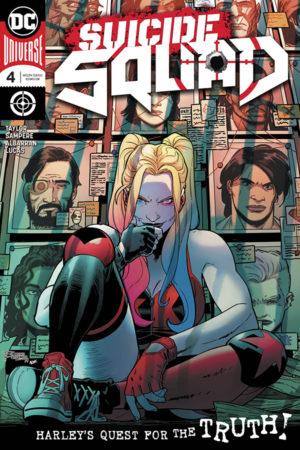 Suicide Squad (2019-) #4