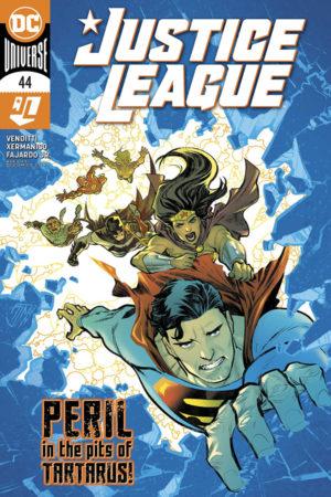 Justice League (2018-) #44