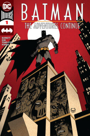 Batman: The Adventures Continue (2020-) #1