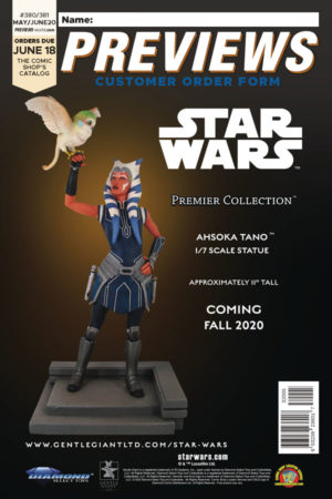 Previews #380-381 Order Form