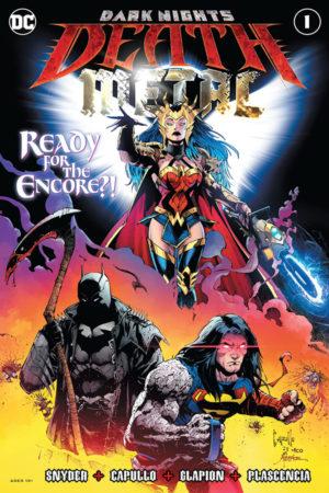 Dark Nights: Death Metal #1