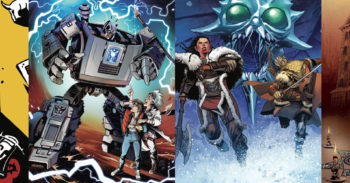 Solicitations: October 2020 – IDW Publishing