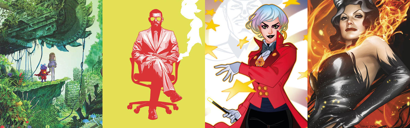 Solicitations: October 2020 – Other Publishers