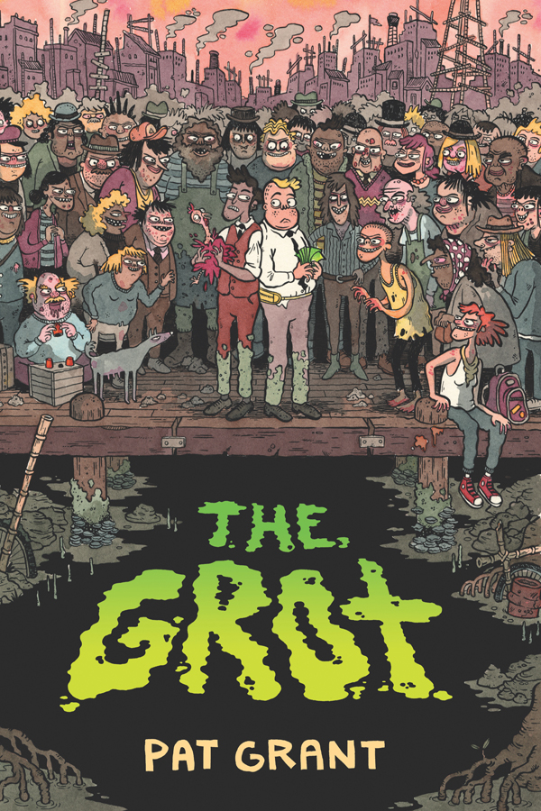 Grot: Story of Swamp City Grifters