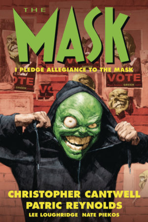 Mask: I Pledge Allegiance to the Mask