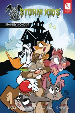 Storm Kids: Stanley's Ghost #1