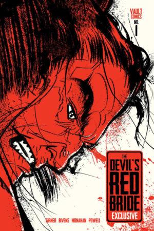 Devil's Red Bride #1