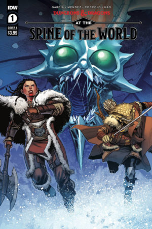 Dungeons and Dragons: At the Spine of the World #1