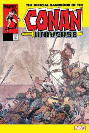 Official Handbook of the Conan Universe (Anniversary Edition)