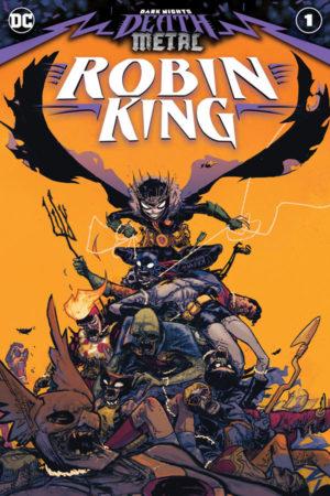 Dark Nights Death Metal: Robin King #1