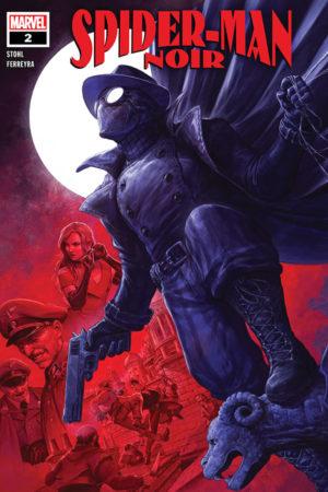 Spider-Man: Noir #2