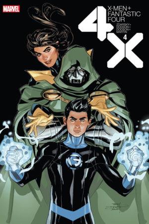 X-Men + Fantastic Four (2020) #4