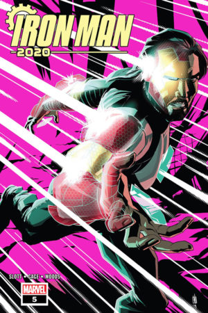 Iron Man 2020 (2020) #5