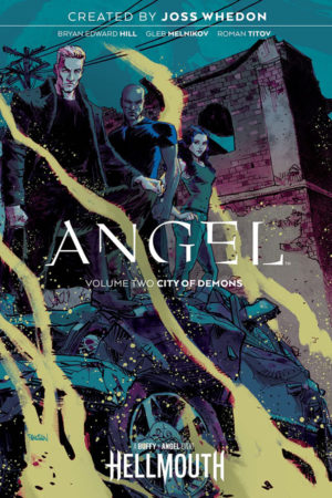 Angel Vol.02: City of Demons