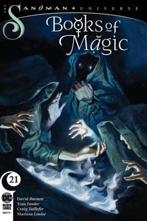 Books of Magic (2018-) #21