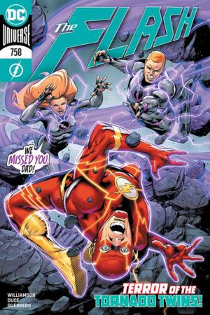 Flash (2016-) #758