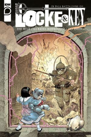 Locke & Key: In Pale Battalions Go
