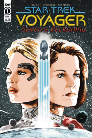 Star Trek: Voyager – Seven's Reckoning #1