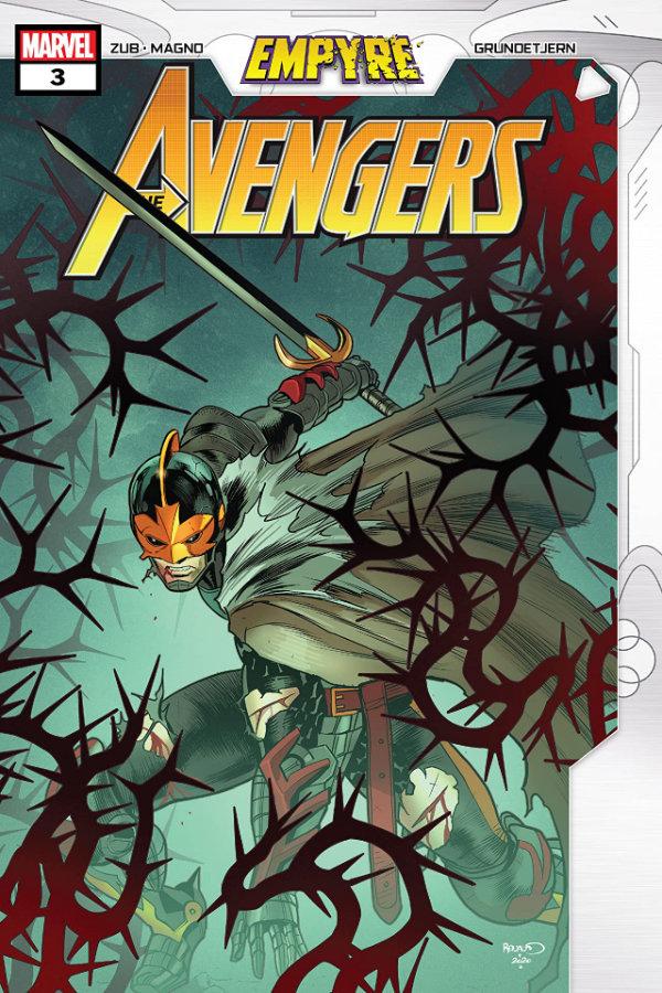 Empyre: Avengers (2020) #3