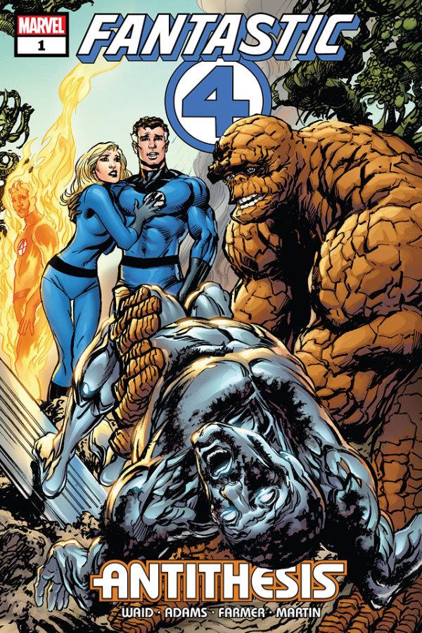 Fantastic Four: Antithesis (2020) #1