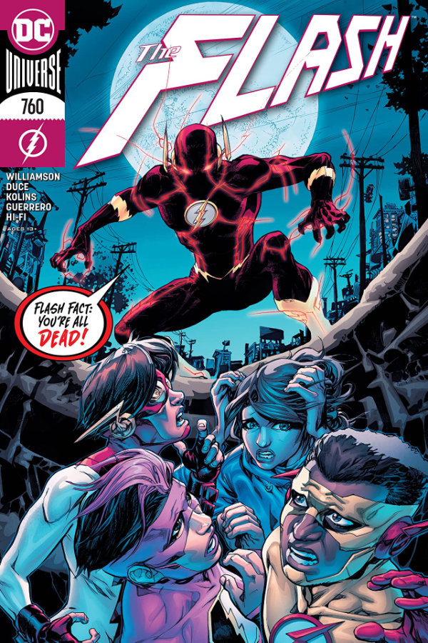 Flash (2016-) #760