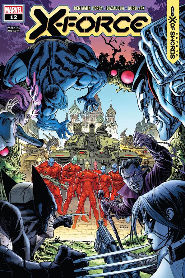 X-Force (2019-) #12