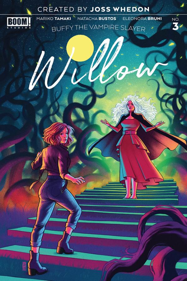 Buffy the Vampire Slayer: Willow #3