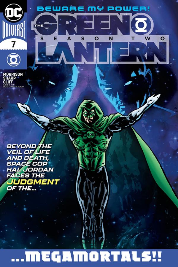 Green Lantern Season Two (2020-) #7