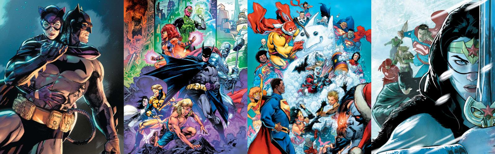Solicitations: December 2020 – DC Comics