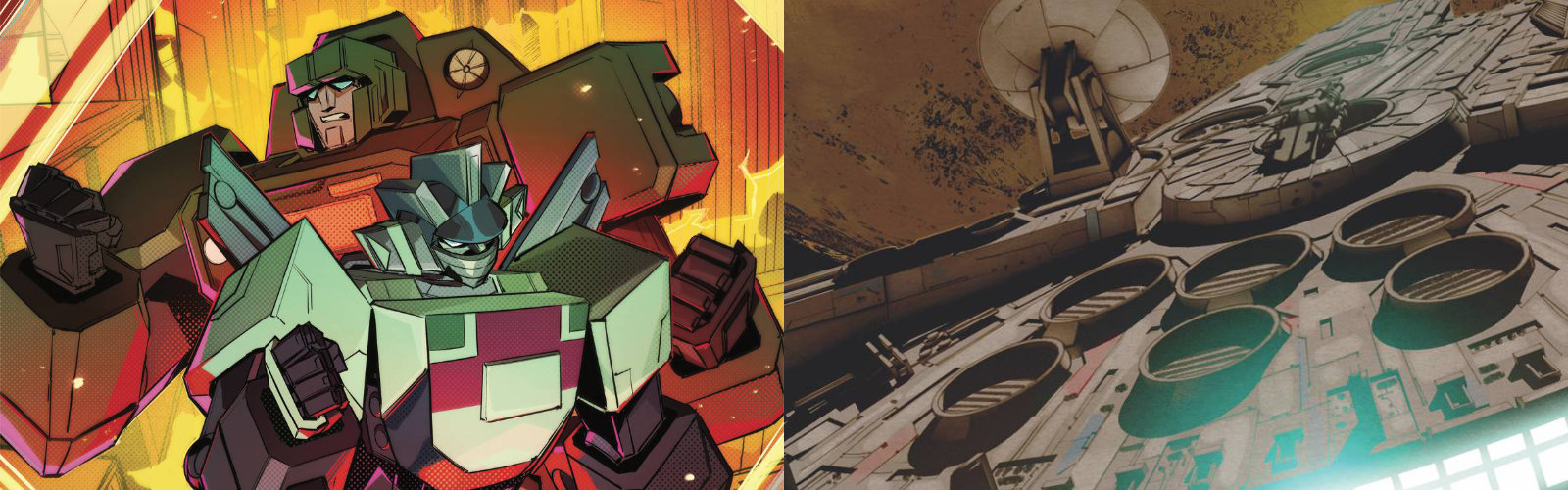 Solicitations: December 2020 – IDW Publishing