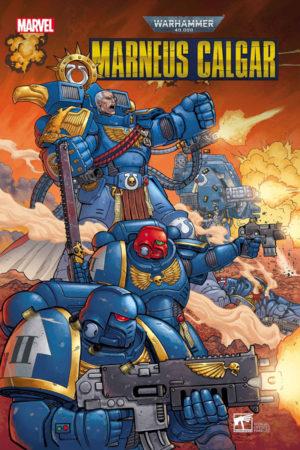 Warhammer 40K: Marneus Calgar
