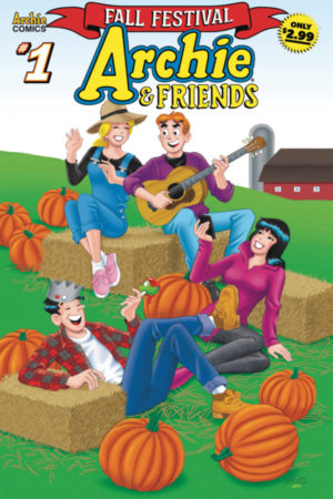 Archie and Friends: Fall Festival #1