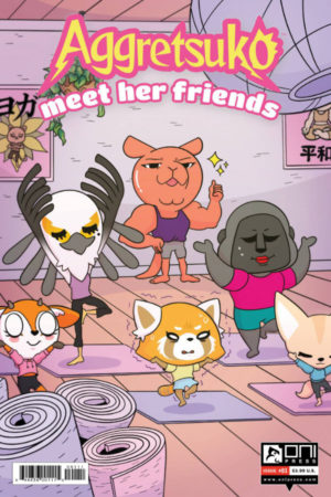 Aggretsuko: Meet Her Friends #1