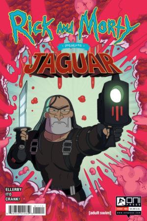 Rick and Morty Presents Jaguar #1