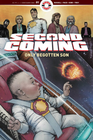 Second Coming: Only Begotten Son #1