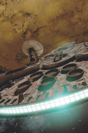 Star Wars Adventures: Smugglers' Run #1