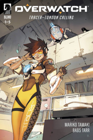 Overwatch: Tracer - London Calling #1
