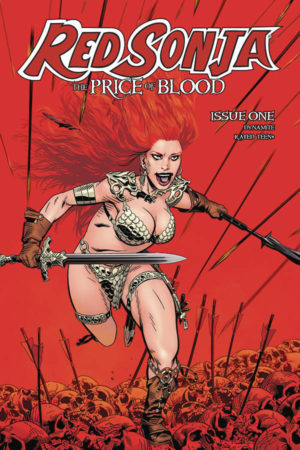 Red Sonja: Price of Blood #1