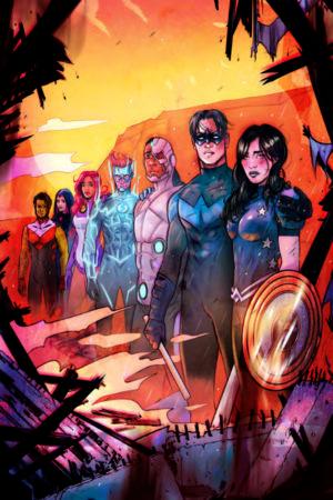 Dark Nights: Death Metal – Last Stories of the DC Universe