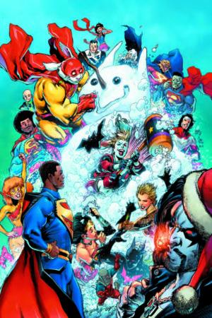 DC's Very Merry Multiverse