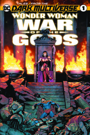 Tales From the Dark Multiverse: Wonder Woman – War of the Gods #1