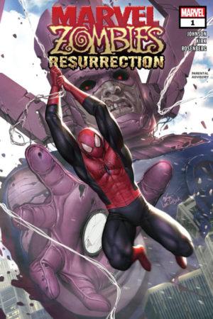 Marvel Zombies: Resurrection (2020) #1