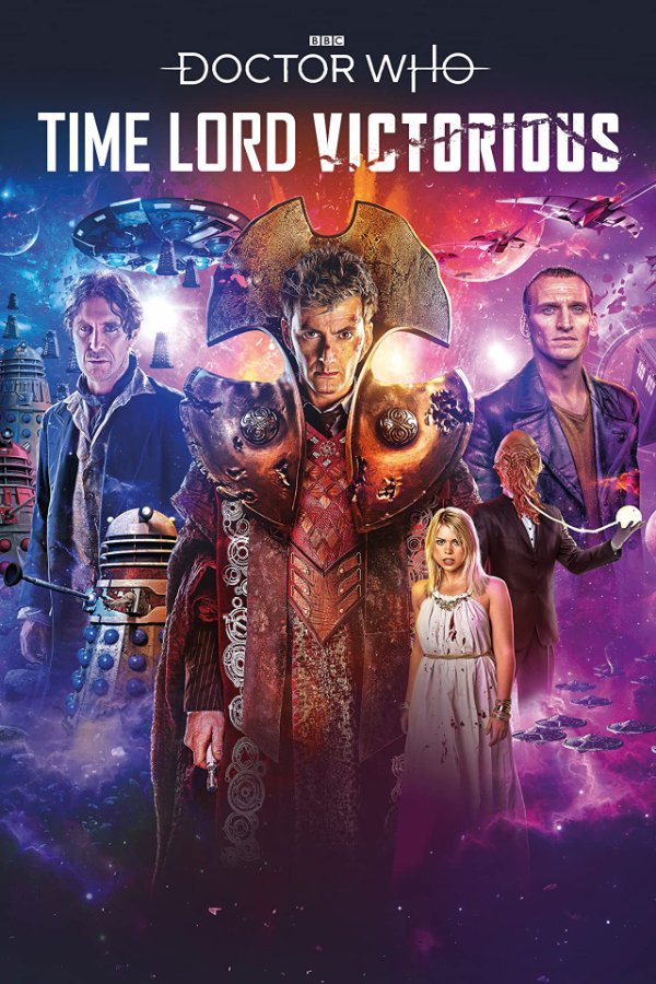 Doctor Who: Time Lord Victorious #1