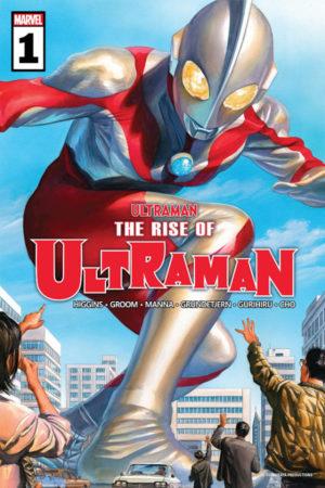 Rise Of Ultraman (2020-) #1