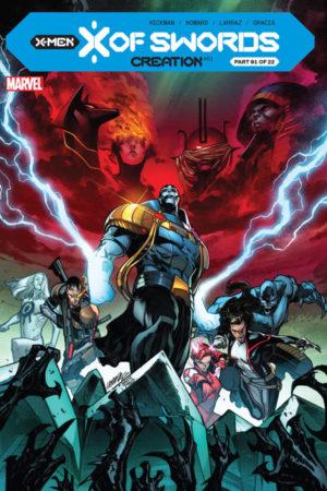X of Swords: Creation (2020) #1